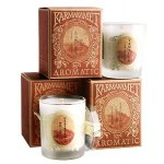 Aromatic Petite Glass Candle Karmakamet