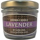 lavender Aroma Candle Arbims Thailand Produkt 60 g