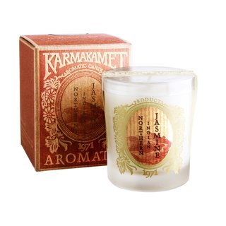 TOMATO BASIL PEPPER MINT Aromatic candle DAWN KARMAKAMET 185 g