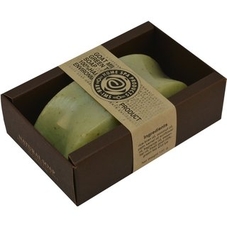 Goat milk GREEN TEA Soap star fruit form Arbims Thailand
